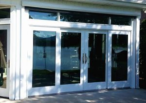 Brighton Sliding Patio Door by Quaker