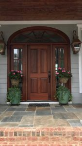 Dallas Millwork Exterior Wood Door