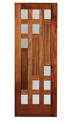 Woodgrain Doors Exterior Door