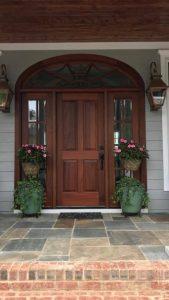 Dallas Millwork Exterior Wood Door