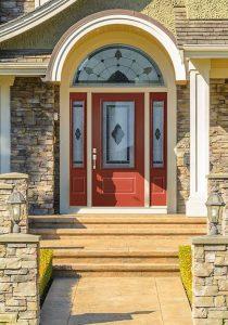 Masonite Gerogian Door