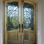 DSA Aberdeenredwood Door